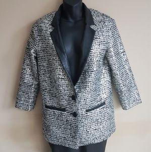 🍭Bling Tuxedo Jacket